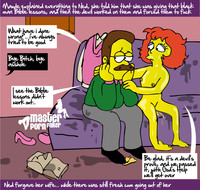 simpsons porn ffb maude flanders ned simpsons master porn faker entry
