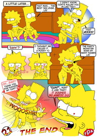 simpsons hentai hentai comics simpsons lisa slut
