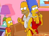 simpsons hentai cartoon simpsons episode marge