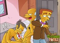 simpsons hentai simpsons page