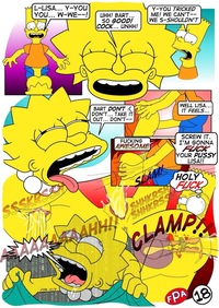 simpsons hentai media original hentai los simpsons