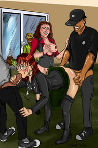 comic porn drawings toons eac party drawings galleries kinky porn from mavis rooder