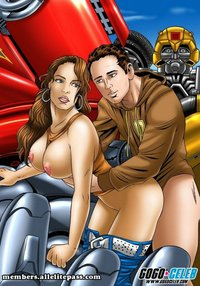 comic porn sex transformers megan fox comics porn