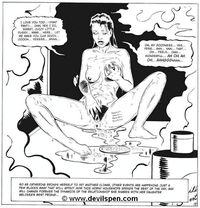comic sex toons devilspen woman tied toy fucked pic