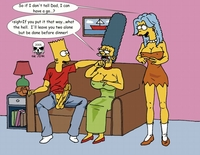 bart and lisa simpson porn ebbd bcb bcccc bart simpson lisa marge fear simpsons