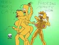 bart and lisa simpson porn bart simpson lisa maggie fear simpsons porn daa
