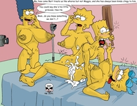 bart and lisa simpson porn bart simpson lisa maggie marge fear simpsons