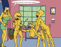 bart and lisa simpson porn bbee bart simpson lisa maggie marge fear simpsons