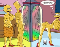 bart and lisa simpson porn bdbdbe bart simpson lisa marge fear simpsons