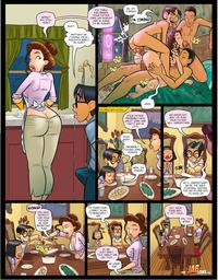 comics of cartoon porn jabcomix hot ass neighbor issue