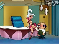 comics of cartoon sex cartoonreality party jetsons cartoon pic