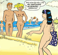 comics on porn media original rule archie andrews comics booty beach betty