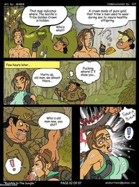 comics on porn pics nothing but porn xxx fandoms comics lara croft