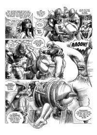 comics on porn scj galleries porncomicspics hilda bdsm comics chapter part