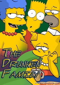 comics toons sex hentaidesires comics toons drunken family simpsons these guys have wrong partners but still having fun gay