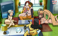 crystal pokemon hentai pokemon girls dawn may misty hentai collections pictures album mis