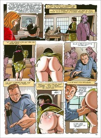 comix porn pic raunchy porn comix group fuck
