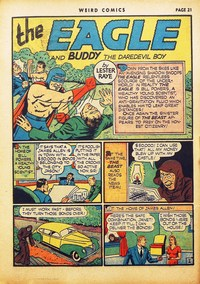 dirty toon comics weird comics