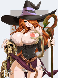 dragon toon porn dragons crown sorceress getting tits squeezed ebido