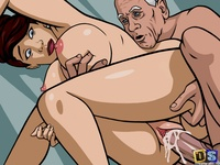 drawn sex hentai gallery ebd fbe lana kane from archer nude hentai