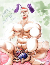 drawn toons porn kerainen gay artist nude male comic book muscular bear chub sexy toon porn