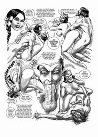 erotic cartoons comics page