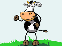 famous cartoon galleries cartoon cow pics famous cows