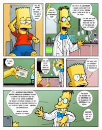 marge and bart simpson porn samples sample eafdda fdd marge bart simpson porn cosmic simpsons entry