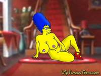 marge and bart simpson porn eff