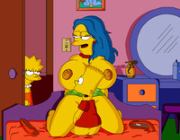 marge and bart simpson porn bart simpson lisa marge simpsons porn ross