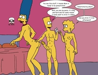 marge and bart simpson porn fafaa bart simpson lisa marge fear simpsons porn