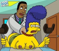 marge and bart simpson porn marge simpson