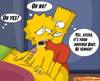 marge and bart simpson porn cartoon simpsons comic porn