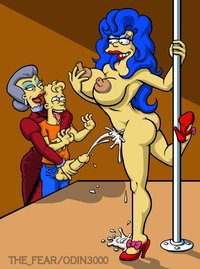 marge and bart simpson porn rule bart simpson evilweazel marge tagme simpsons