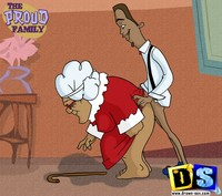 famous toon porn interracial proud family cartoon porn galleries page