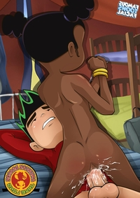 famous toons comics pics pic famous toons facial jake longtrixie carter xxx american dragon long black girl hair bondage disney