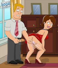 famous toons gallery american dad chicks getting fucked