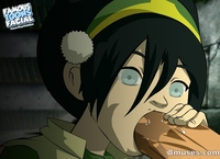 famous toons hentai gallery data galleries theme collections avatar last airbender collection toph zone famous toons facial category