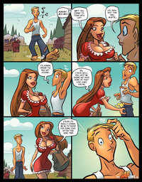 farm lesson comic porn jabcomix adult comics