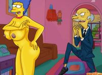 fuck toons pics goodcomix montgomery burns wants fuck marge simpsons xxx porno