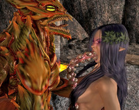 fucked toons dmonstersex scj galleries hentai chick getting fucked phoenix monster toons