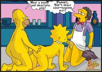 funny cartoon porn pictures cartoon simpsons jessica bum