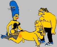 funny porn toons simpsons hentai stories porn lisa homer bart