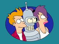 futurama cartoon porn pics toons wallpaper futurama logo porn cartoon toon bender