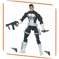 hardcore cartoon comics product marvel universe action figure collectible comic shot punisher figures cartoon comics detail