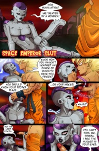 hentai slut gallery page dbz space emperor slut