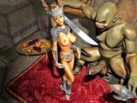 horny toons pics dmonstersex scj galleries valkyrie toons immensely horny babes