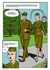 horny toons pics horny soldier fucks busty slut bondage comics attachment