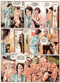 hot cartoon sex comics drawn slut hot secretary