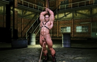 hot naked cartoon pics gay porn bondage strong sexy naked lad
